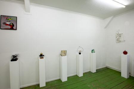 Ausstellungsansicht »Zeitgeist«