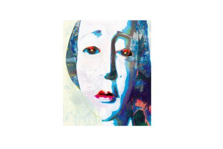 Portrait_2, 2016, Piezo-Pigment-Print, 61x51 cm