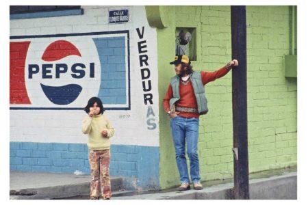 Steve McQueen - The Last Mile | Mexico Street Corner 1979/2012 | Piezo Pigment Print