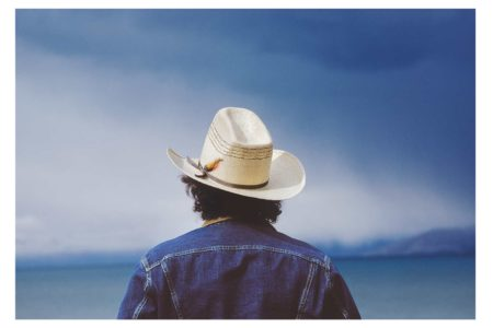 Steve McQueen - The Last Mile | Blue Skies 1978/2012 | Piezo Pigment Print